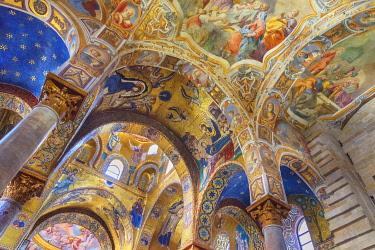 ITA15063AW La Martorana Church, Palermo, Sicily, Italy,