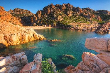 CLKMR120388 Spiaggia li Cossi, Costa Paradiso, Sassari province, Gallura region, Italy, Europe.