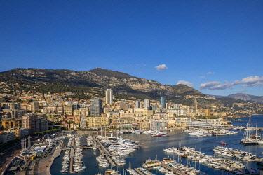 MN201RF Port Hercules Harbour, Monte Carlo, Monaco
