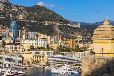 MN202RF Port Hercules Harbour, Monte Carlo, Monaco