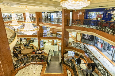 MN01055 Metropole Luxury Shopping Centre, Monte Carlo, Monaco