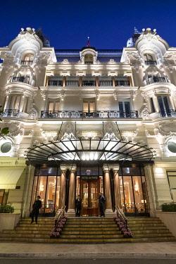 MN01067 Hotel de Paris Monte-Carlo at Night, Monte Carlo, Monaco