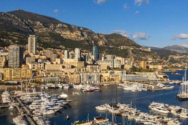 MN01072 Port Hercules Harbour, Monte Carlo, Monaco