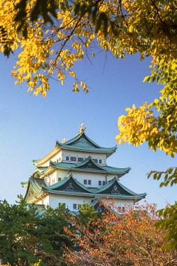 JAP2265AW Nagoya Castle, Nagoya, Japan