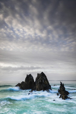 AUS3955AW Camel Rock. Bermagui, South East, New South Wales,  Australia