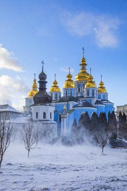 UA01189 St. Michael's monastery, Kiev (Kyiv), Ukraine