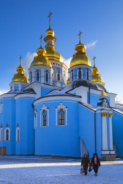 UA01193 St. Michael's monastery, Kiev (Kyiv), Ukraine