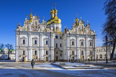 UA01222 Uspens'kyy Sobor, Pechersk Lavra (Monastery of the Caves), Kiev (Kyiv), Ukraine