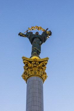 UA102RF Independence Square (Maiden Square), Kiev (Kyiv), Ukraine