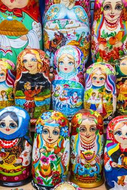 UA01252 Russian Dolls Souvenirs, Kiev (Kyiv), Ukraine