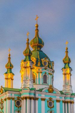 UA01261 St. Andrew's church, Kiev (Kyiv), Ukraine