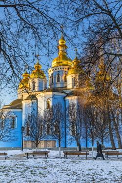UA01275 St. Michael's monastery, Kiev (Kyiv), Ukraine
