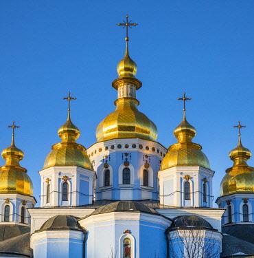 UA01276 St. Michael's monastery, Kiev (Kyiv), Ukraine