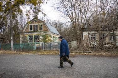 UA02296 Chernobyl town, Chernobyl Exclusion Zone, Ukraine