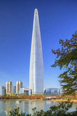 SKO473AW Lotte World Tower, Seoul, South Korea
