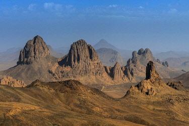 IBXRUN05027874 Assekrem, Tamanrasset, Hoggar mountains, Algeria, Africa