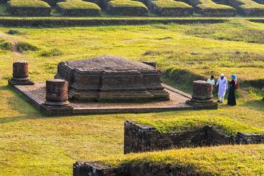 AS03KSU0263 Salban Vihara, Mainamati Ruins, Comilla, Chittagong Division, Bangladesh.