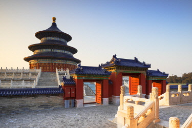 CH12313AW Temple of Heaven, Beijing, China