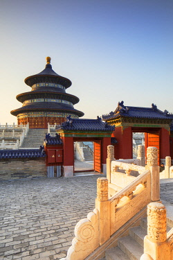 CH12325AW Temple of Heaven, Beijing, China