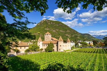 ITA15110AW Maretsch Castle, Bolzano, South Tyrol, Italy