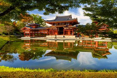 JAP2401AW Byodoin Temple, Uji, Kyoto, Japan