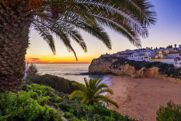 POR10852AW Carvoeiro at Sunset, Lagoa, Algarve, Portugal
