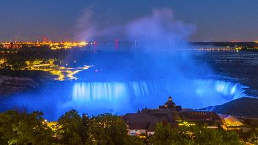 CA03304 Canada, Ontario, Niagara Falls, Horseshoe Falls