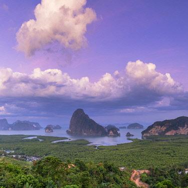 THA1501AWRF Ao Phang-nga National Park, Phang Nga Province, Thailand