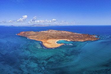 ES09778 Spain, Canary Islands, Fuerteventura, Isla de Lobas