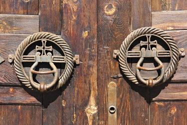 EU48KSU0038 Gracanica Monastery, a Serbian Orthodox monastery, UNESCO World Heritage Site, Kosovo