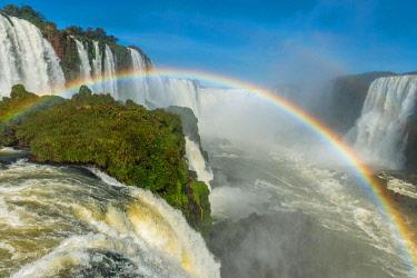 IBLDIE05130539 Parque Nacional do Igaçu, Iguaçu National Park, Iguaçu Waterfalls, UNESCO World Heritage Brazil