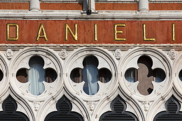 IBLMZC05108833 Danieli, name from the former palazzo of a Doge family, today a 5-star hotel, Venice, Veneto, Italy, Europe