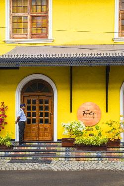 IN04501 India, Kerala, Cochin - Kochi, Fort Kochi, Fort Kochi Heritage Hotel