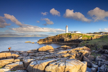 CLKMC130369 Fanad Head lighthouse, County Donegal, Ulster region, Ireland