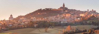 CLKAD125743 Europe, Italy, Umbria, Perugia district. Todi