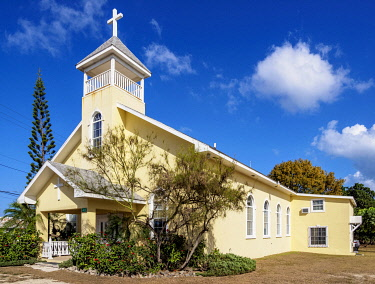 CYI1095AW Ministry of Peace Church, West Bay, Grand Cayman, Cayman Islands