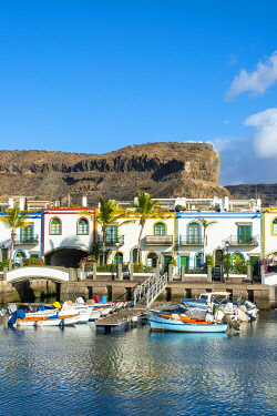 Puerto de Mogan, Mogan, Gran Canaria, Canary Islands, Spain