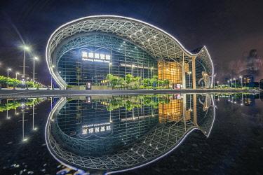 IBLTPG05047658 Kaohsiung Ausstellungszentrum in Kaohsiung Taiwan