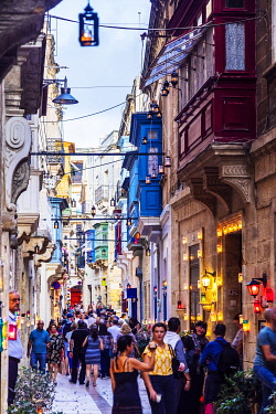 MLT0734 Maltese Islands. Malta. Birgufest an annual festival  happening in Birgu otherwise known as Vittoriosa literally translated as victorious as it was the Grand Master s and Order of St. John of Jerusale...