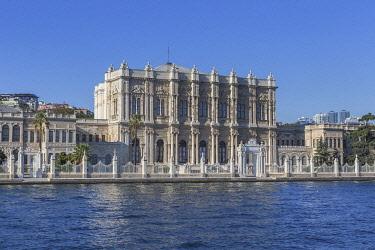 TK323RF Dolmabahce Palace, 1856, Bosphorus, Istanbul, Turkey