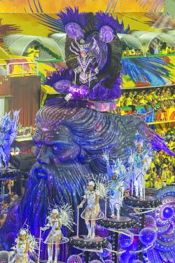 BZ04037 Rio Carnival, Parade of the winners, Rio de Janeiro, Brazil