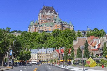CA04341 Chateau Frontenac, Quebec City, Quebec, Canada