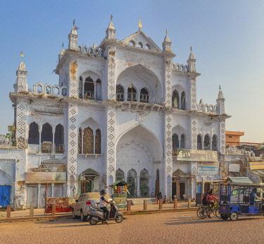 IN08572 Gate near Chota Imambara, Lucknow, Uttar Pradesh, India