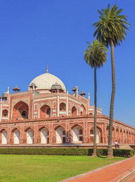 IN08593 Humayun's tomb, 1570, Delhi, India