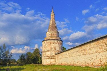 RU04629 Joseph-Volokolamsk Monastery, 17th century, Teryaevo, Tver region, Russia