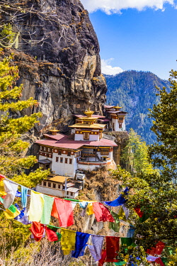 Paro Taktsang (Tiger's Nest), Paro District, Bhutan