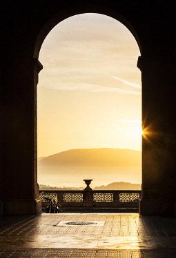 ITA15475 Italy. Umbria. Perugia. The historical centre of the town of Perugia.