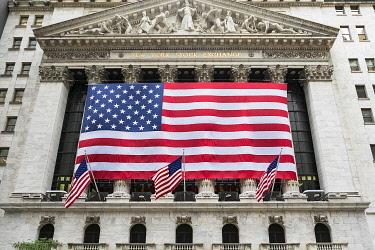 USA15563AW New York Stock Exchange, Manhattan, New York City, USA