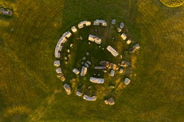 ENG17256AW Stonehenge, Salisbury Plain, Wiltshire, England