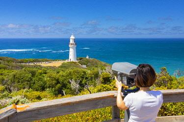 CLKNO131261 Cape Otway Lightstation, Great Otway National Park, Great Ocean Road, Victoria, Australia (MR)